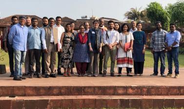 GCRF Lives of Land Workshop 1 - Group